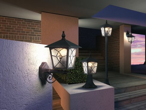Venkovní svítidlo nástěnné GL 3125-1
