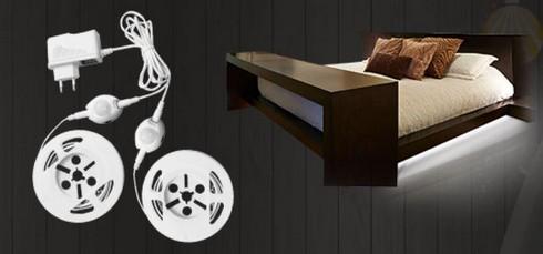 LED pásek GR GXLS350 LED STRIP DOUBLE-BED sensor WW DOUBLE-BED-2
