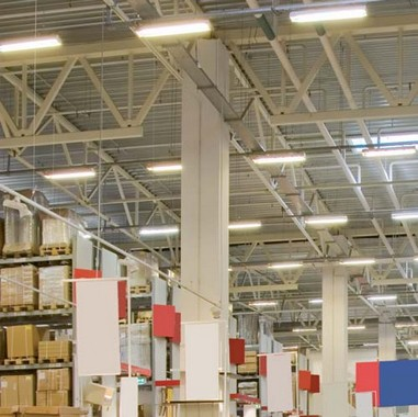 Průmyslové osvětlení KA 18521 PLUS-236EVG-ABS/PC-1
