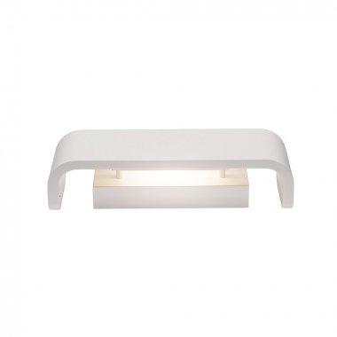 MANA stínidlo š/v/h 30,9/9,5/7,4 cm sádra bílé - BIG WHITE SLV-1