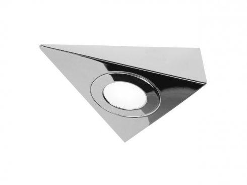 Pouzdro pro elektroniku triangl pro DL 126 LED, typ downlight, chrom LA 112172-1