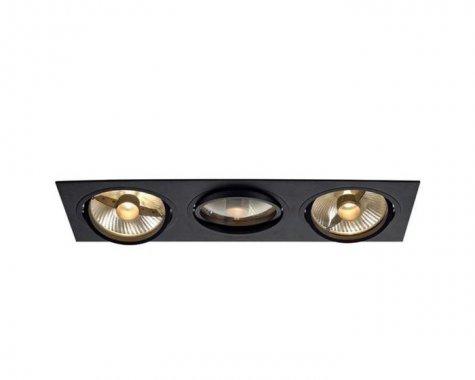 Vestavné bodové svítidlo 230V SLV LA 113851-1