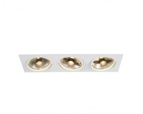 Vestavné bodové svítidlo 230V SLV LA 113851-3