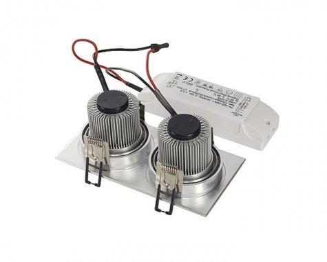 Vestavné bodové svítidlo 230V LED  LA 113890-4