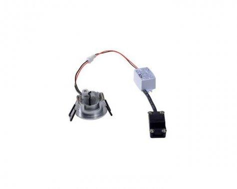 Vestavné bodové svítidlo 230V LED  SLV LA 113971-4