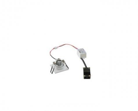 Vestavné bodové svítidlo 230V LED  SLV LA 114401-2