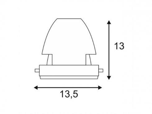 Stropní svítidlo LED  LA 115187-1