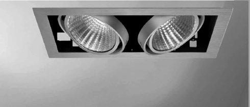 Vestavné bodové svítidlo 230V LED  SLV LA 115710-1