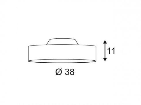 Stropní svítidlo LA 135076-2