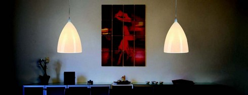Lustr/závěsné svítidlo LA 143594-1