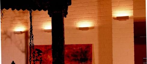 Nástěnné svítidlo LA 151404-2