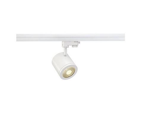 ENOLA C9 pro tříokr. lištu stříbrnošedá 230V COB LED 9W 35° 3000  LED LA 152424-1
