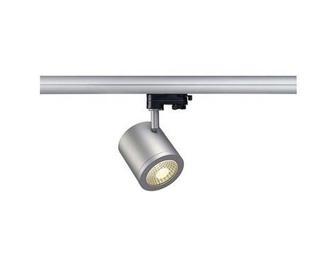ENOLA C9 pro tříokr. lištu stříbrnošedá 230V COB LED 9W 55° 3000 LED LA 152434-2