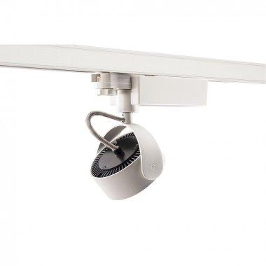 KALU TRACK zářivka na 3fázovou 230V kolejnici LED 3000K bílá/černá 24° vč.adaptéru - BIG WHITE-2