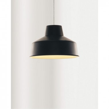 FENDA stínítko svítidla černé/bílé hliník ?/V 40/25 - BIG WHITE SLV-2