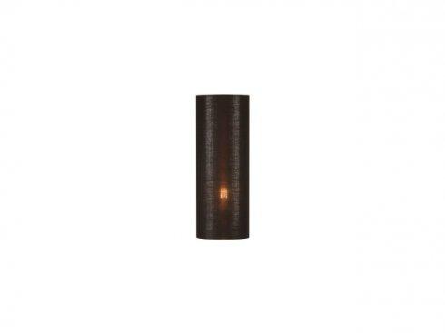 Stínítko svítidla FENDA, D150/H400, válcové, černé/měď  SLV LA 156152-1