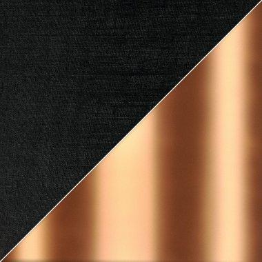 FENDA stínítko svítidla kónické černé/měď ?/V 30/20 - BIG WHITE-3