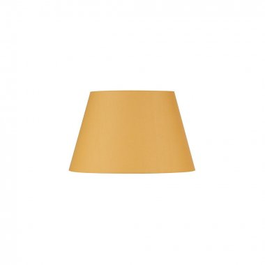 FENDA stínítko svítidla kónické žluté ?/V 455/28 - BIG WHITE-2