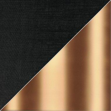 FENDA stínítko svítidla kónické černé/měď ?/V 455/28 - BIG WHITE-3
