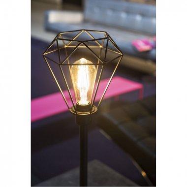 FENDA stínítko svítidla mřížové stínítko černé matné D/Š/V 205/18/205 - BIG WHITE-2