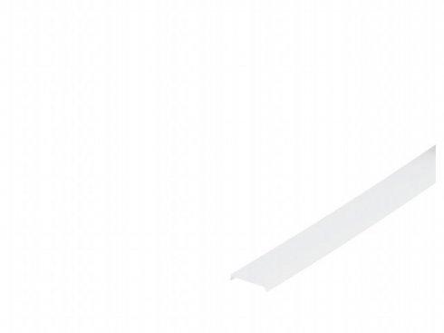 GLENOS akrylový kryt FLAT pro Profi profil 2609, 1 m LA 213741-1