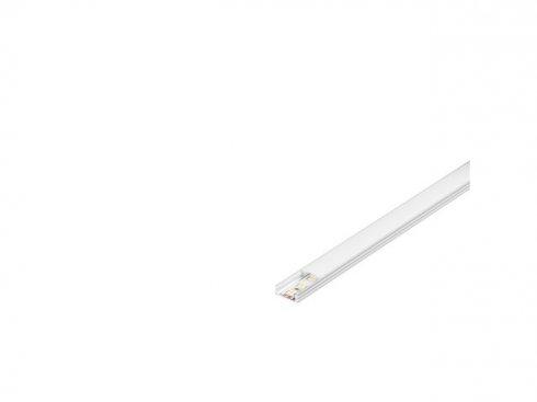 GLENOS lineární profil 1809-200, eloxovaný hliník, 2 m SLV LA 213814-1