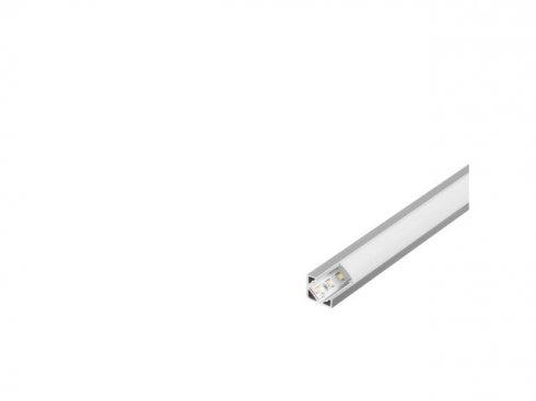 GLENOS rohový profil 2720-200, eloxovaný hliník, 2 m SLV LA 213914-1