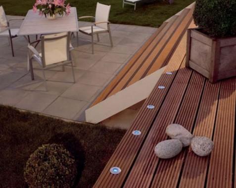 Venkovní svítidlo vestavné LA 227472-1