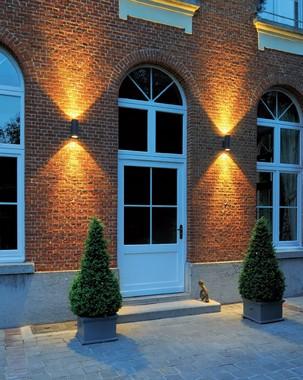 Venkovní svítidlo nástěnné  LED SLV LA 228525-1