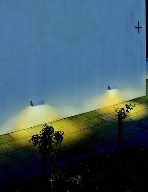 Venkovní svítidlo nástěnné LA 230031-1