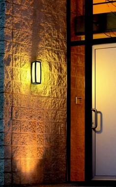 Venkovní svítidlo nástěnné LA 230044-1