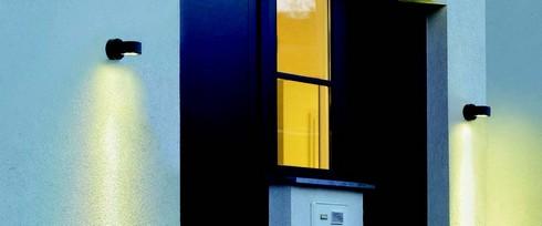Venkovní svítidlo nástěnné LA 230355-1