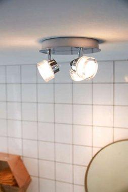 Koupelnové osvětlení LED 34174/11/P0-1