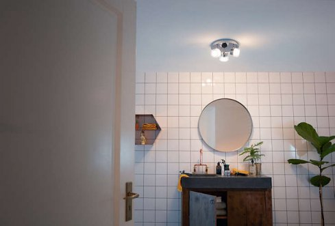 Koupelnové osvětlení LED 34174/11/P0-2