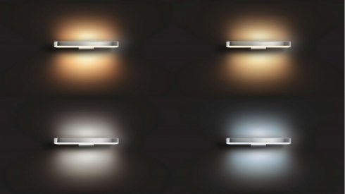 Koupelnové osvětlení LED 34351/11/P7-2