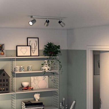 Přisazené bodové svítidlo LED 50573/48/PN-1