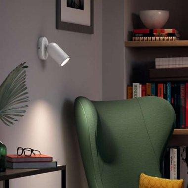 Přisazené bodové svítidlo LED 50581/31/PN-1