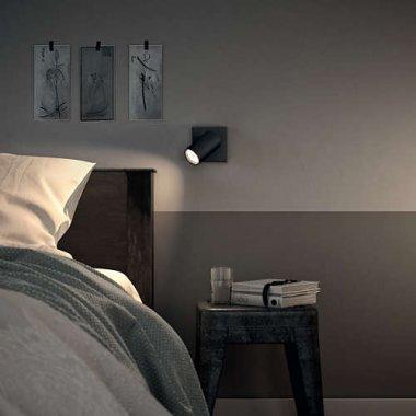 Přisazené bodové svítidlo LED 50591/30/PN-1