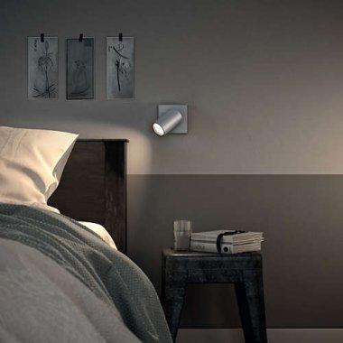 Přisazené bodové svítidlo LED 50591/48/PN-1