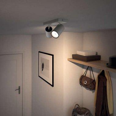 Přisazené bodové svítidlo LED 50592/48/PN-1