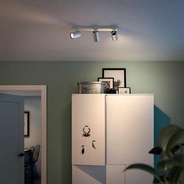 Přisazené bodové svítidlo LED 50593/48/PN-1