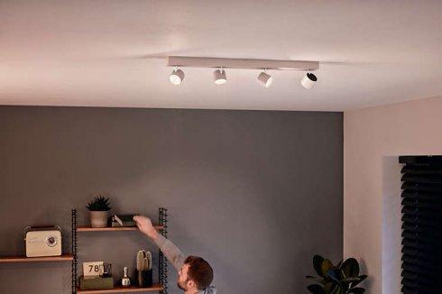 Přisazené bodové svítidlo LED 56244/31/P0-1