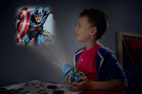 Dětská lampička LED  MA7176935P0-2
