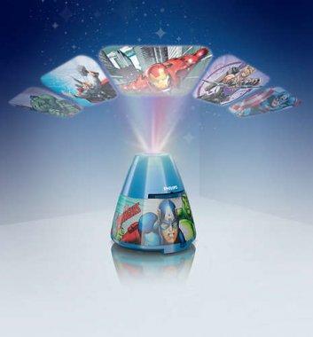 Dětská lampička LED  MA7176935P0-4