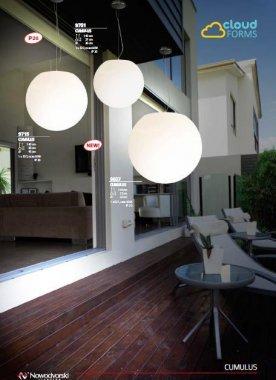 Venkovní svítidlo závěsné NW 9715-1