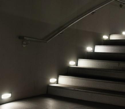 Venkovní svítidlo vestavné PA ID-A04/S-1