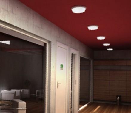 Průmyslové osvětlení PA SNG-M-100-2