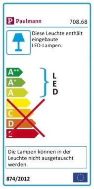 Stropní svítidlo LED  P 70868-2