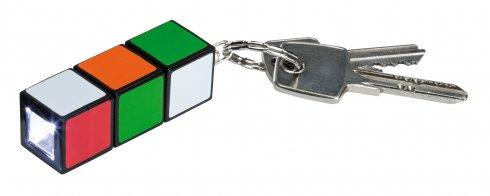 Svítidlo - baterka Magic Cube LED Multicolor - přívěsek na klíče - PAULMANN-1