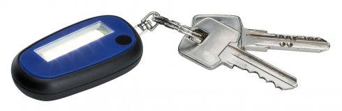 Svítidlo - baterka Mini Key Flashlight modrá - přívěsek na klíče - PAULMANN-1